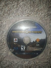 Motor Storm PlayStation 3 Game Mission, V2V 6M6