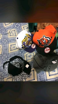 Fitted and snap backs Brampton, L6Y 5N9