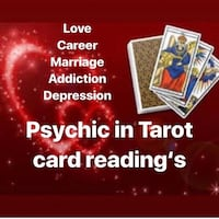 Psychic reading Falls Church, 22041