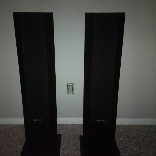 kenwood satellite speakers and subwoofer