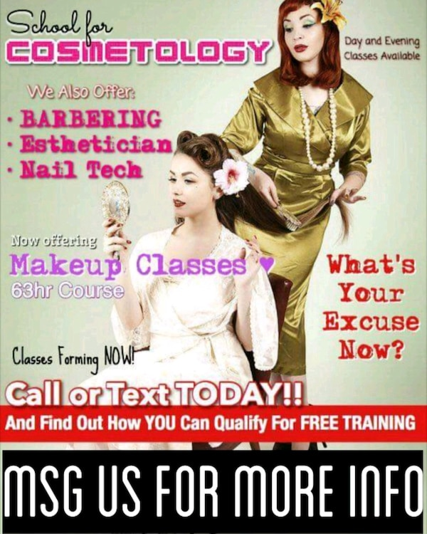 COSMETOLOGY BARBERING ESTHETICIAN SCHOOL in Monterey Park