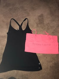 Victoria Secret tanks  234 mi