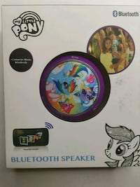 New & Giftable My Little Pony Bluetooth Speaker Oakville, L6H