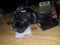 Canon Eos Rebel t3i  Camera Works Perfectly (Read)