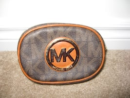 Michael Kors Travel Pouch Cosmetic Bag