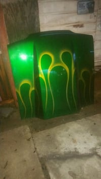 green and black plastic container McAllen, 78504