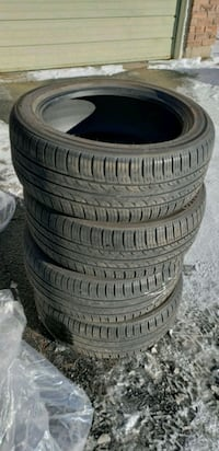 All season tires  Barrie, L4N 4W8