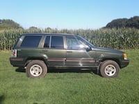 Jeep - Grand Cherokee Orvis - 1995 Peach Bottom, 17563