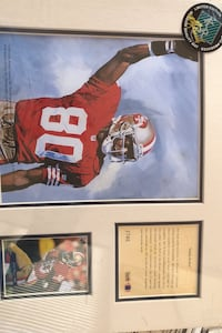 Limited Edition May - Jerry Rice  Glen Burnie, 21061