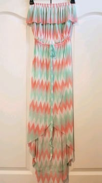 Beach cover-up dress size XS