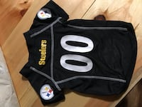 Steelers  dog jersey Newville