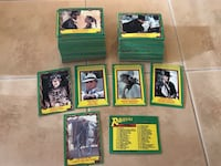 assorted baseball trading card collection Chilliwack, V2R 3H8