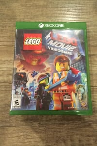 Selling the lego movie the video game for xbox one