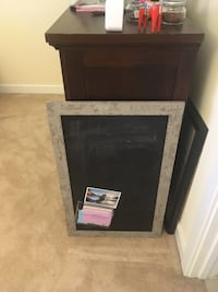 black wooden framed glass door Arlington, 22203