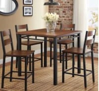 COUNTER HEIGHT DINING TABLE Dallas