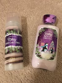 New. Bath and body works  Frederick