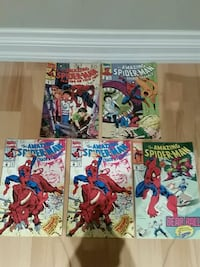 Spider man marvel comic books Markham, L3S 3Z5