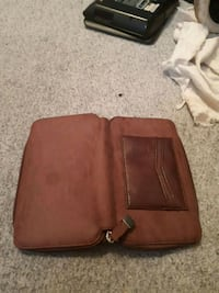 Brown wallet that can hold a phone as well Edmonton, T5C 0S8