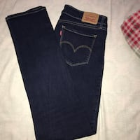 Levi's skinny Jeans size 31*price negotiable* Clifton, 20124