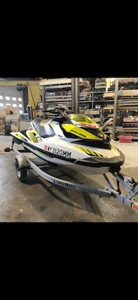 2016 SEADOO RXP 300 W/ TRAILER AND COVER Plainview, 11803