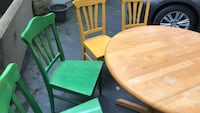 chairs and table Derwood, 20855
