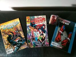 Marvel Comics Books - Spiderman -