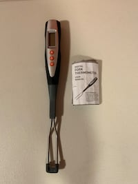 Digital Meat Thermometer Chantilly, 20151