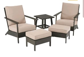 Emeryville 5 piece Patio Set
