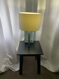 Lamp and Side Table Set Hudson, 01749