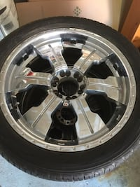 22 inch wheels must go Vaughan, L4K