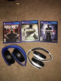 Ps4 games & Beats Redmond, 97756