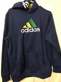 Brand New Adidas hoodie size XLarge youth  Vaughan, L4L