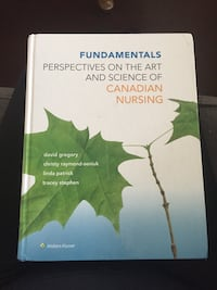 Fundamentals: Perspectives on the Art and Science of Canadian Nursing Toronto, M3K 1H5