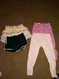 baby's two pink and black pants Palm Springs, 92262