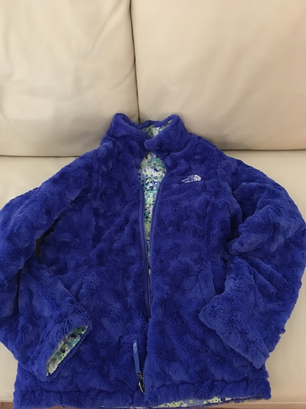 North Face reversible jacket 2