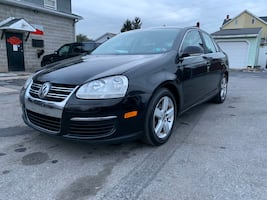 2008 Volkswagen Jetta SEL 6AT