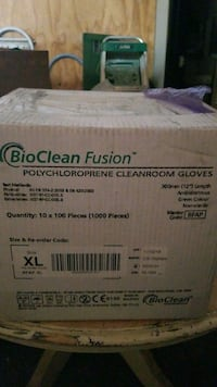 BioClean Fusion cleanroom gloves Lake Forest, 92630