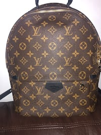 Brown louis vuitton monogram backpack Bladensburg, 20784