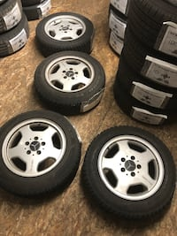 Mercedes Wheels and Tires