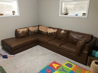 leather sectional sofa Summerland, V0H 1Z8