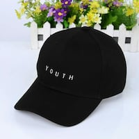 YOUTH STRAPBACK CAPS