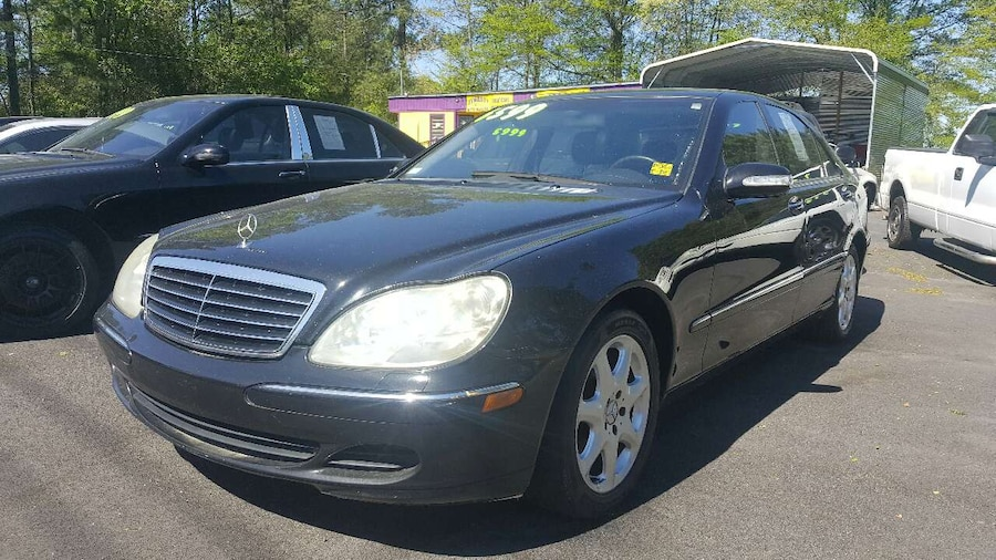 Used 2003 mercedes benz s500 in lithonia for 2003 mercedes benz s500