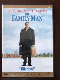 The family man DVD. West Haven, 97225