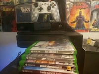 Xbox One w/ controller, games, camera Pueblo, 81001