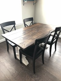 4 chairs and/or Farmhouse table Tomball, 77377