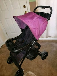 baby's black and pink stroller Beltsville, 20705