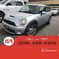 2009 Mini CLUBMAN S Port Orchard, 98366