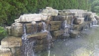 Ponds and fountain installation Newmarket