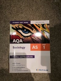AQA sociology AS unit 1 families and households Greater London, N21 1DY