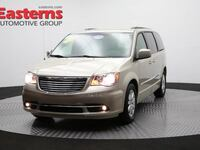 2016 Chrysler Town & Country Touring 55 mi